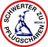 Schwerter zu Pflugscharen - Symbol der DDR Friedensbewegung